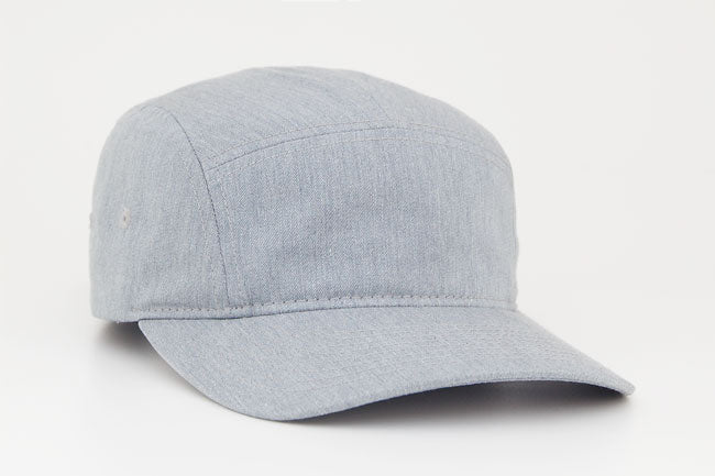 Heather Pacific 5PDX 5-Panel Hat