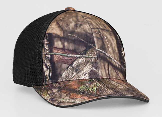 Break-Up Country/Black Pacific 694M Universal Camo Trucker
