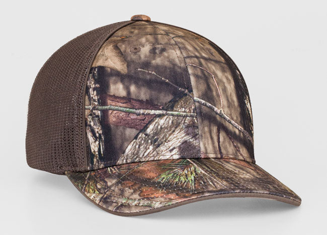 Break-Up Country/Chocolate  Pacific 694M Universal Camo Trucker