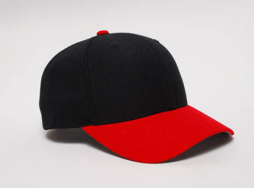 Black/Red Pacific 705W Wool Velcro