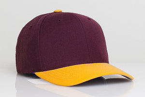 Maroon/Gold Pacific 705W Wool Velcro