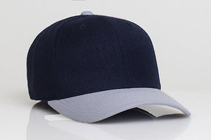 Navy/Silver Pacific 705W Wool Velcro