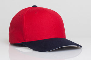 Red/Navy Pacific 705W Wool Velcro