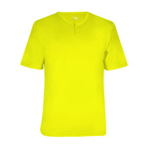 Safety-Yellow Badger 7930 B-Core Placket