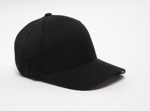 Black Pacific 801SW Wool Fitted