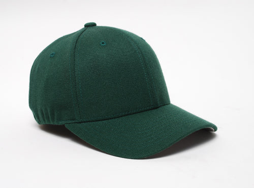 Dark Green Pacific 801SW Wool Fitted