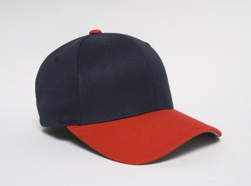 Navy/Red Pacific 805M Coolport Mesh