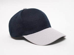 Navy/Silver Pacific 805M Coolport Mesh
