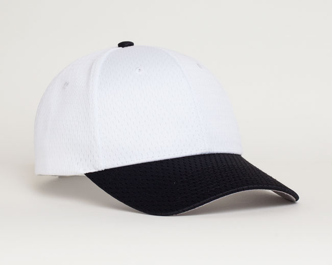 White/Black Pacific 805M Coolport Mesh