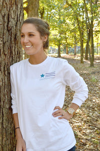 Bows Before Bros Long Sleeve Tee
