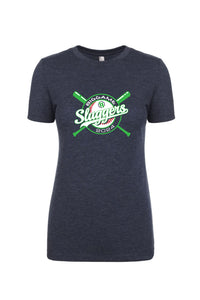 BG Sluggers Ladies Tri-Blend Shirt