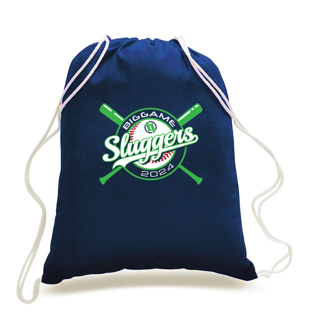 BG Sluggers Cinch Bag