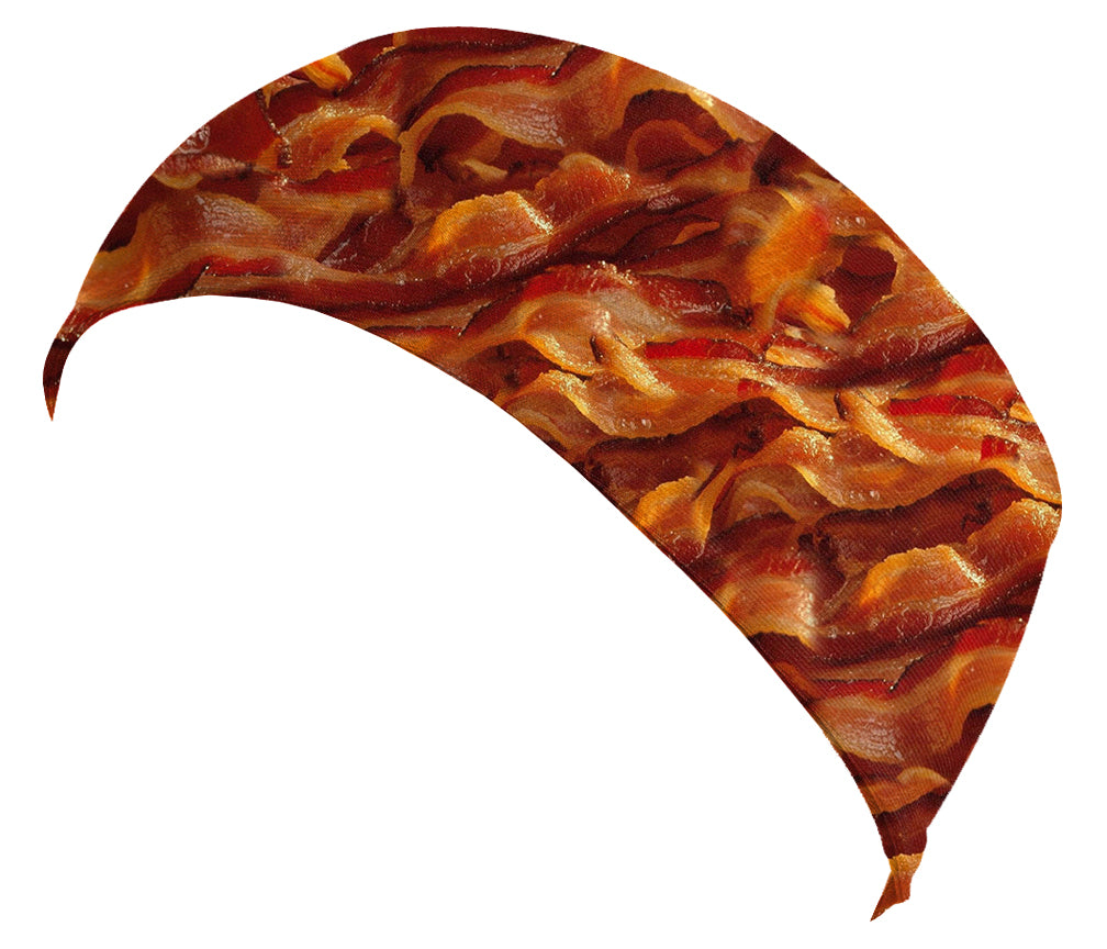 Bacon Workout Headband