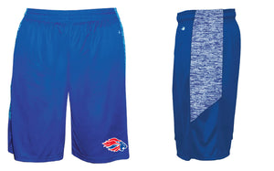 Wallburg Athletics Blend Panel Shorts