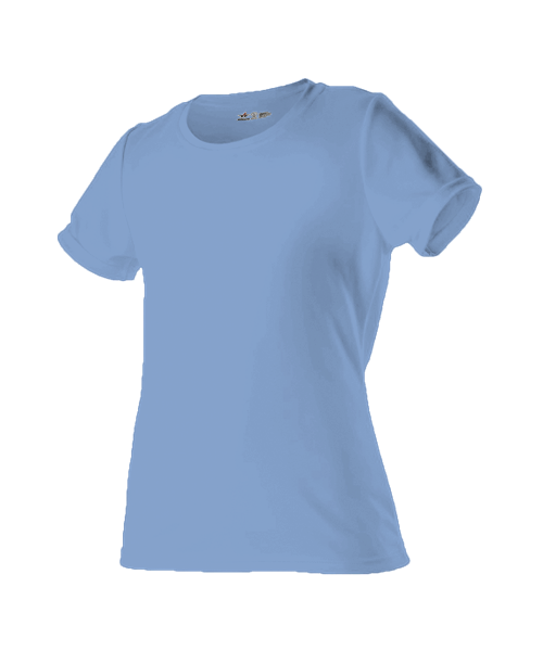 Women's Dryfit Short Sleeve Crew Neck