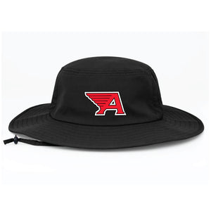 Carolina Angels 1946 Black Boonie Hat
