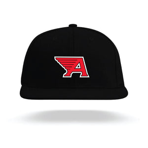 Carolina Angels 8D5 Black Hat