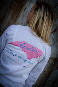 Carolina On My Mind Long Sleeved Tee