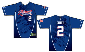 Blue Game Jersey