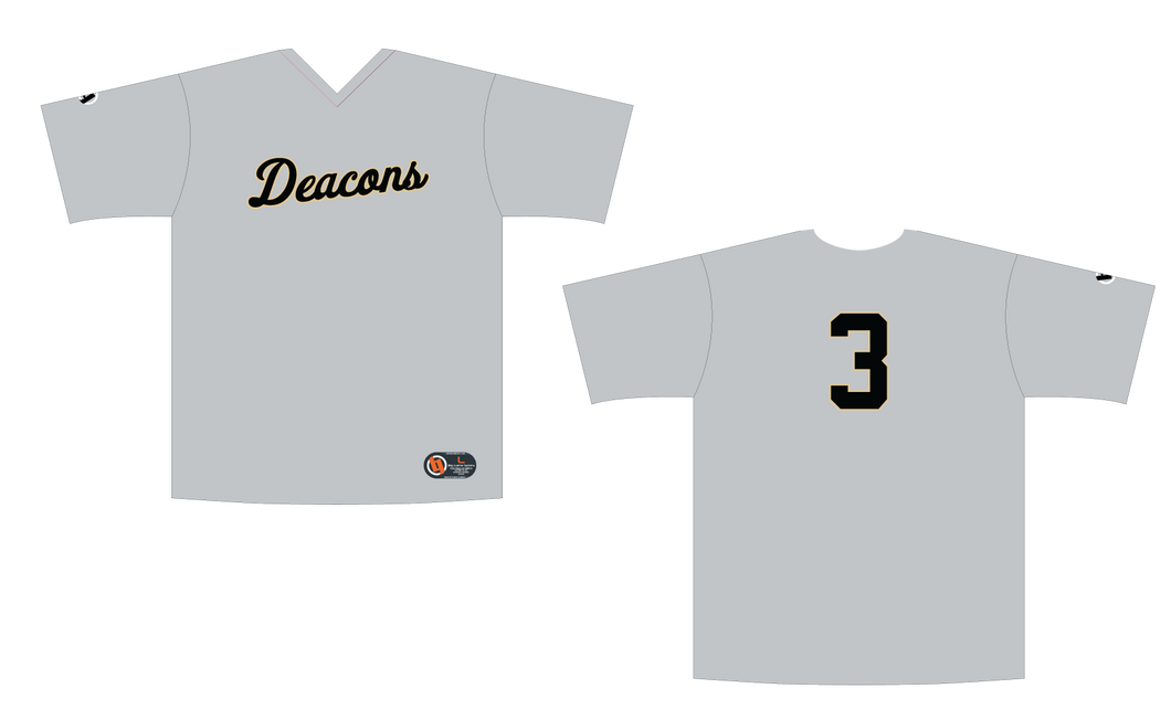 Grey Jersey