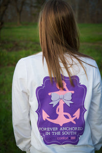 Anchored Long Sleeve Tee