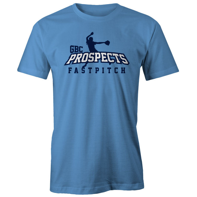 Carolina Blue Prospects Fast Pitch Cotton Tee