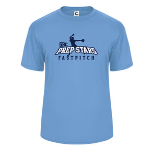 Carolina Blue Prep Stars Fast Pitch Performance Tee