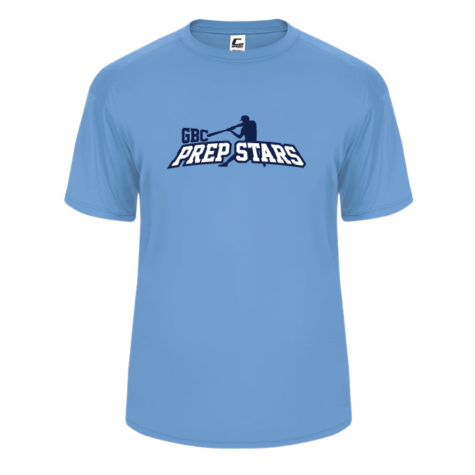 Carolina Blue Prep Stars Performance Tee