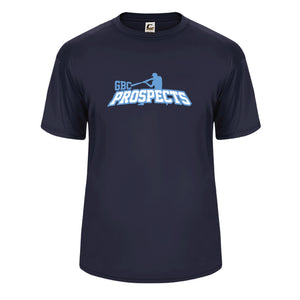 Navy Prospects Performance Tee