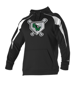 Gameday Fleece Hoodie w/ Homeplate Logo (Available in Youth)