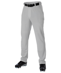 Grey Long Game Pants