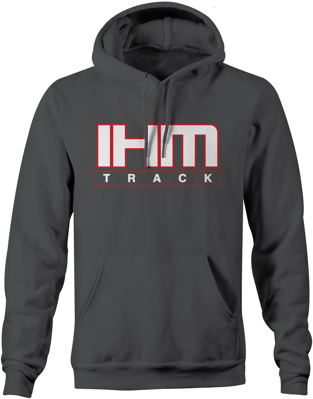 Graphite Track Performance Hoodie