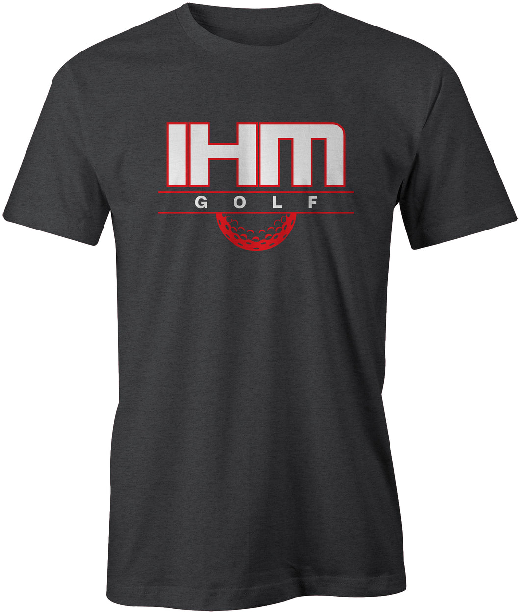 Dark Heather Golf T-Shirt