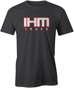 Dark Heather Track T-Shirt