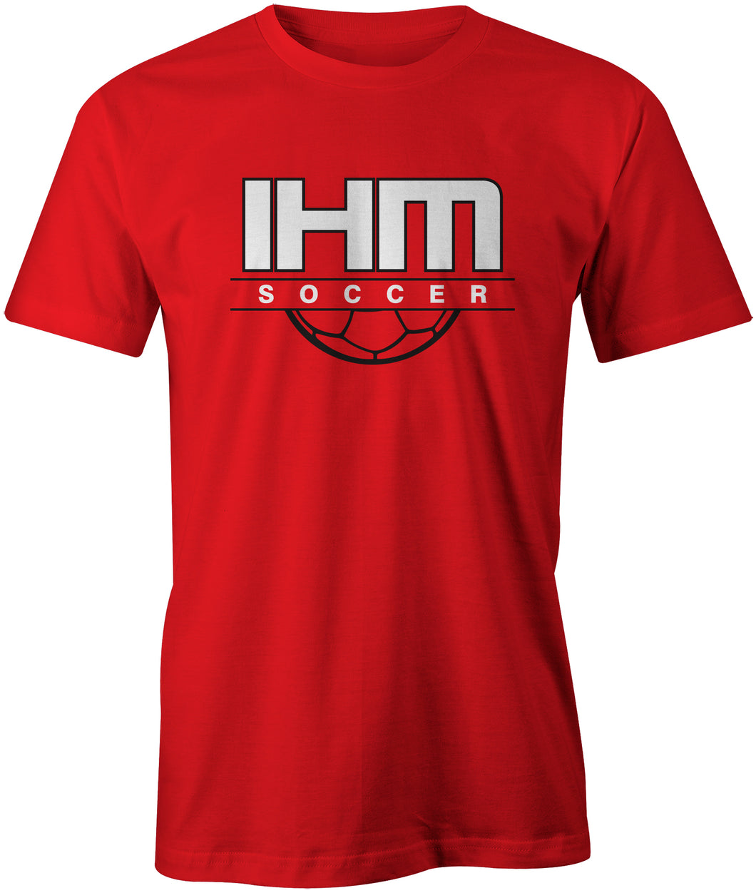 Red Soccer T-Shirt
