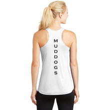 Muddogs Ladies Dry-Fit Racerback Tank Top