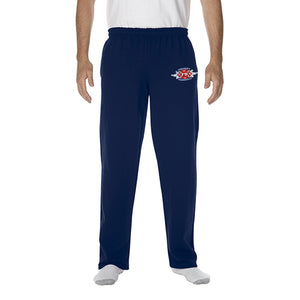 PSFD Open Bottom Sweat Pants
