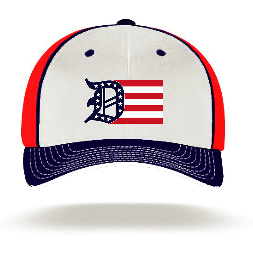 Patriotic Game Hat