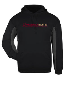 Phoenix Elite Performance Hoodie - Black