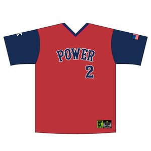 Power Baseball Practice Jersey