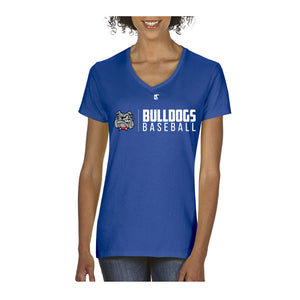Royal V Neck Cotton Tee