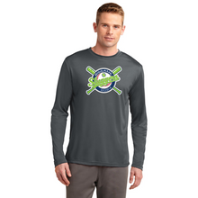 BG Sluggers Dry-Fit Mens and Youth Long Sleeve Shirt