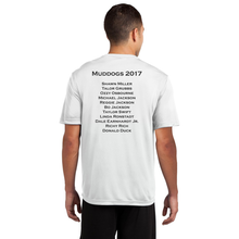Muddogs Mens Dry-Fit Crew Neck Tee Shirt
