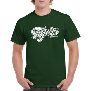 Kiser Baseball Tigers Cotton Tee