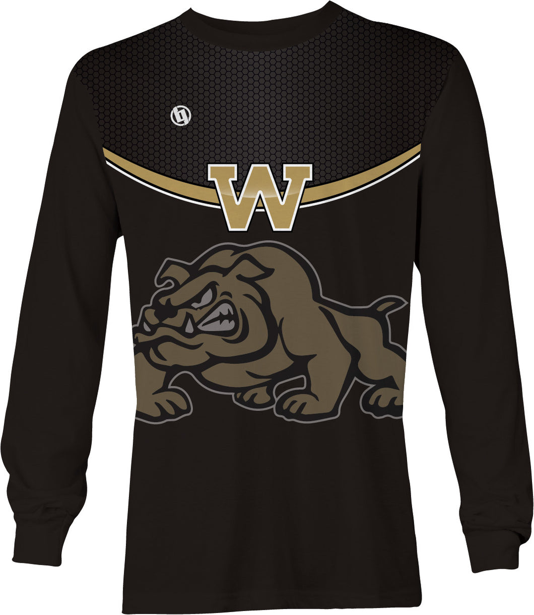 Big Game Long Sleeve Big Game Dye Sublimated Performance Shirt