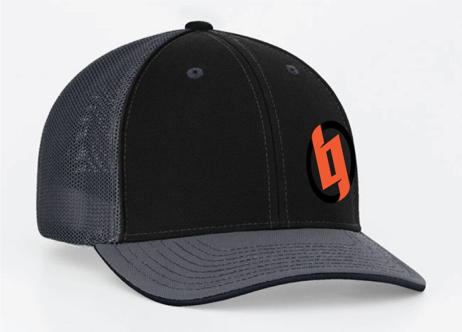 Zero Dark Universal Fitted Trucker Hat