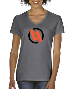 Zero Dark Ladies V-Neck