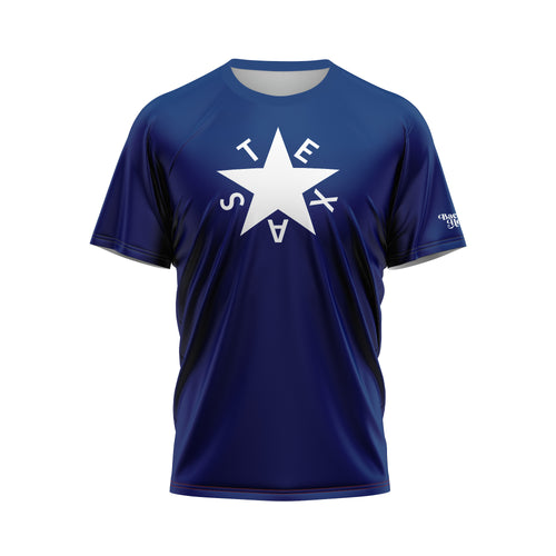 First Republic of Texas Flag Performance Tee
