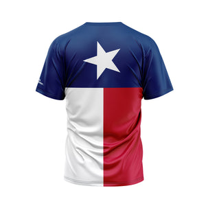 Texas Flag Performance Tee