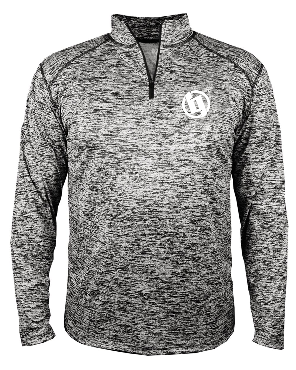Big Game Men's Heather Dryfit 1/4 Zip Pullover (S-3X)